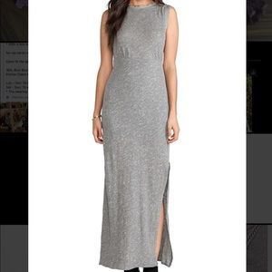 Free People | Sabrina Maxi Dress with back Keyhole